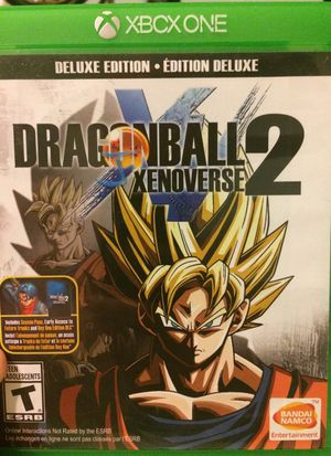 Dragon ball game for Sale in Temecula, CA