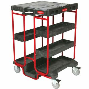 Rubber maid ladder cart for Sale in Crewe, VA