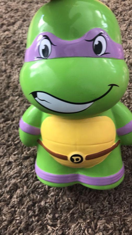Ninja Turtle Piggy Bank For Sale In Missoula Mt Offerup