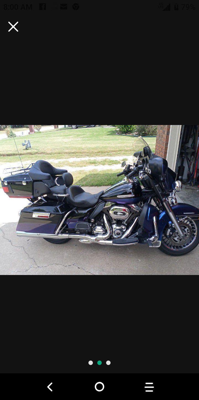 Photo 2010 Harley Davidson Ultra Glide 103