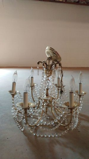 Crystal chandelier for Sale in Madison Heights, VA