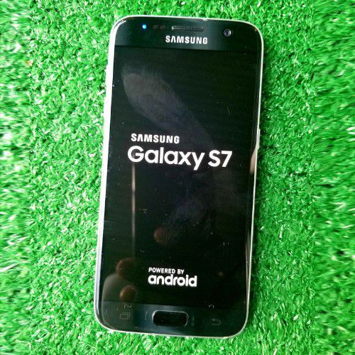 Samsung Galaxy | S7 | Factory Unlocked | Works For Any SIM Company Carrier | Works For Locally & INTERNATIONALLY | Like Almost New...