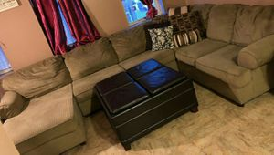 Big Comfy Sectional Couch for Sale in Baltimore, MD