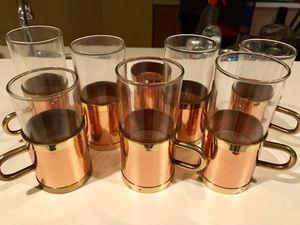 Copper Beverage cup / glassware for Sale in Lorton, VA