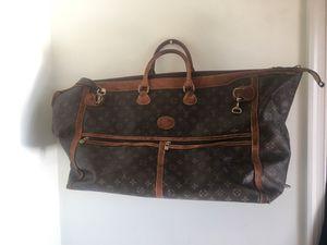 Antique Louis Vuitton Duffle Bag for Sale in Oakton, VA