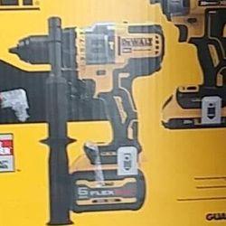 Dewalt XR Flexvolt Hammer And Impact Thumbnail