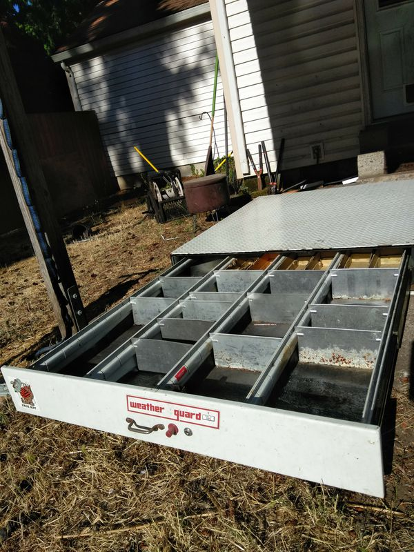 Weather Guard 'Pack Rat' Toolbox Model 320, 325 for Sale in Milwaukie, OR -  OfferUp