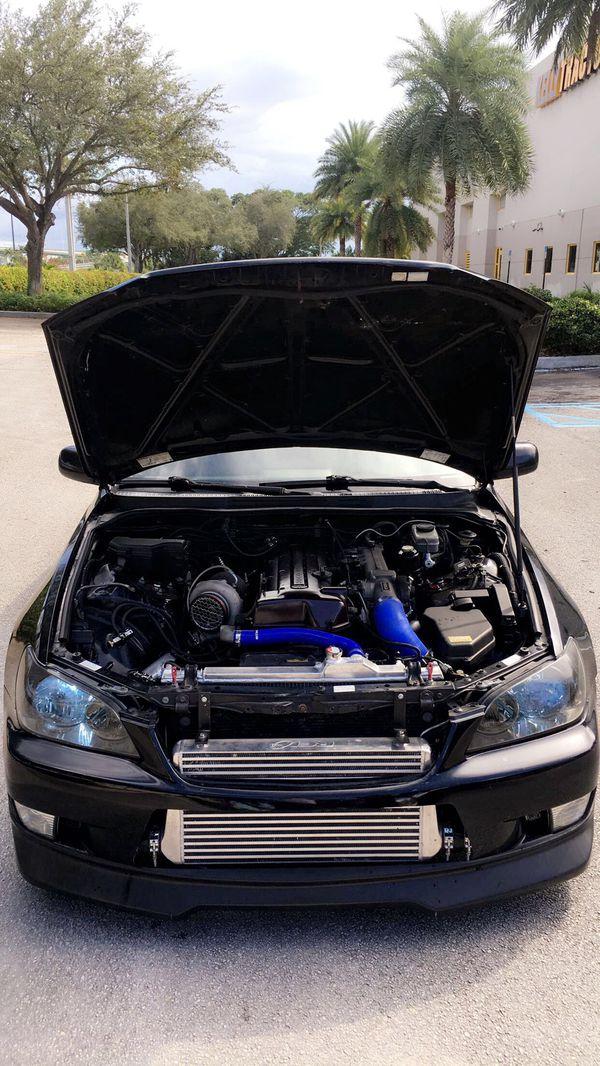 Lexus IS300 2JZ Single Turbo CLEAN TITLE for Sale in Miami, FL - OfferUp