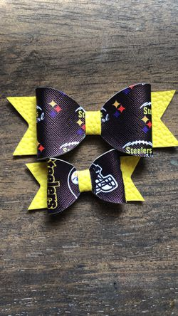 Steelers bows Thumbnail