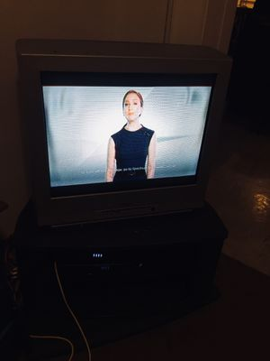 Tv and stand for Sale in Columbus, OH