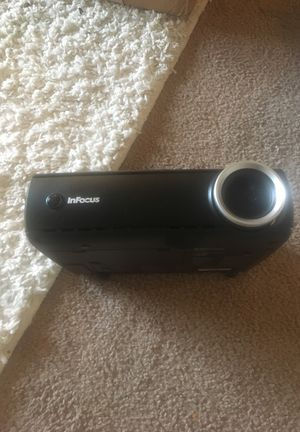 Infocus projector for Sale in Richmond, VA