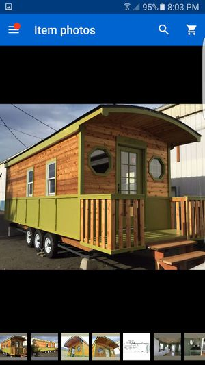 198 sq ft tiny house for sale ready to live in for Sale in Beverly Hills, CA