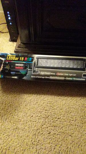 Bluetooth15 Led bar for Sale in Silver Spring, MD