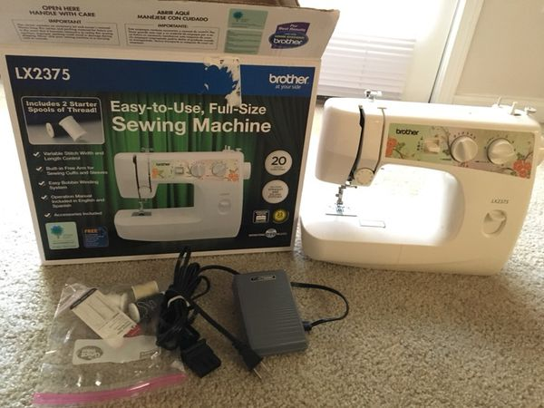 Brother Sewing Machine LX40 For Sale In Mason OH OfferUp Magnificent Brother Sewing Machine Lx2375