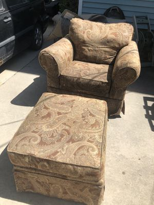 Vintage Chair Sofa for Sale in Salt Lake City, UT