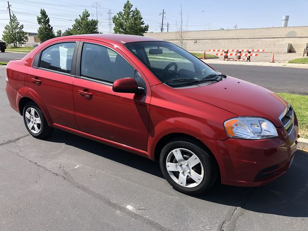 2010 Chevy Aveo Lt For Sale In Taylorsville Ut Offerup