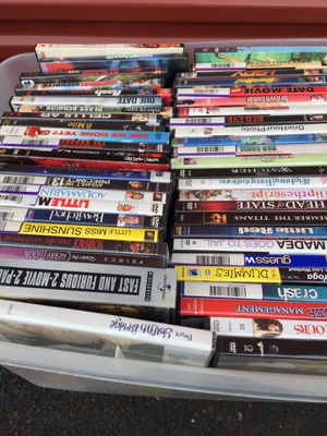 100+ of DVDs for Sale in West Springfield, VA
