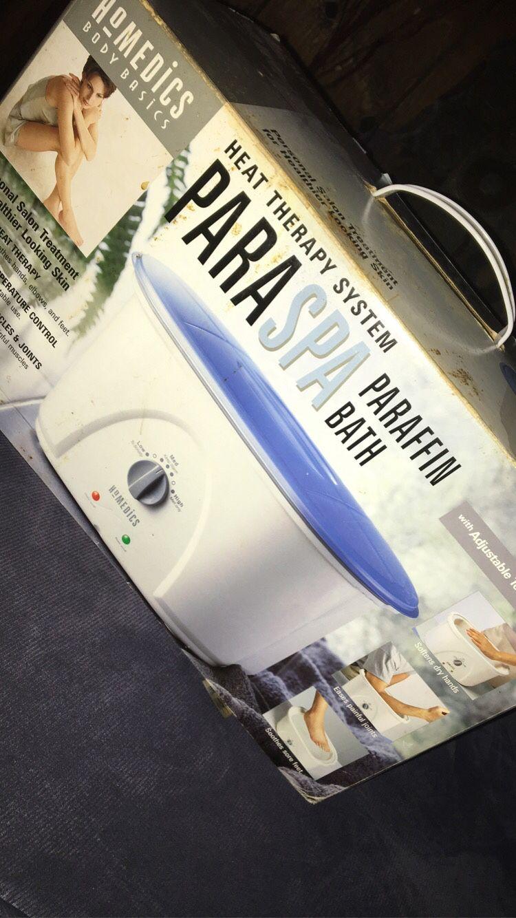 ParaSpa wax heater