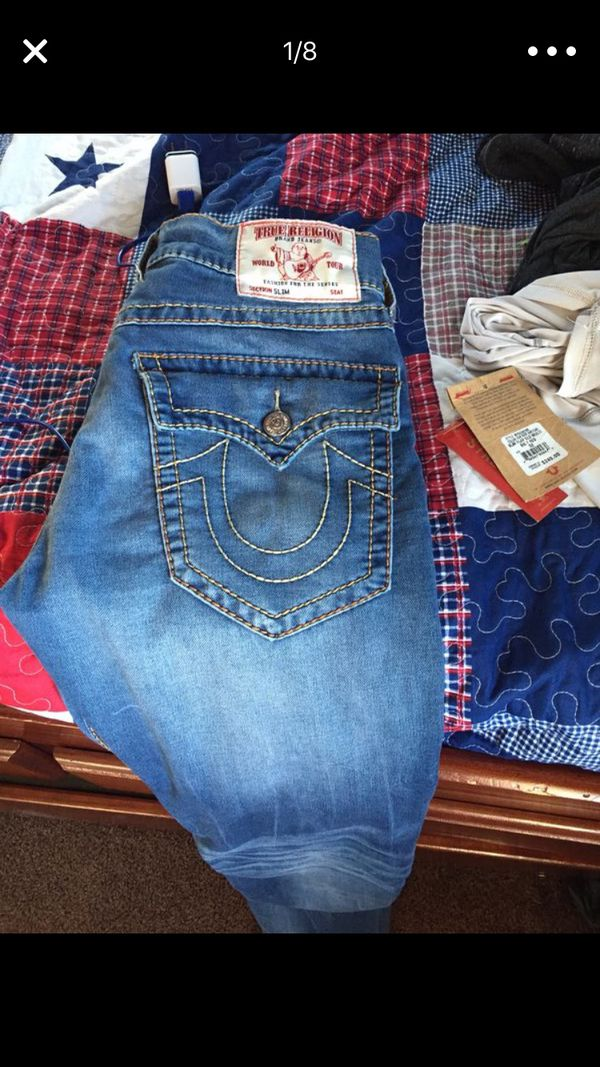 a23f9b67d women s or teens True Religion jeans in effect condition for Sale in Fresno