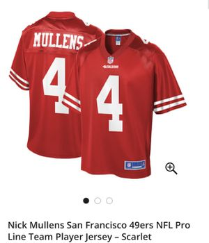 SF forty Niners Jersey for Sale in Waterford, CA