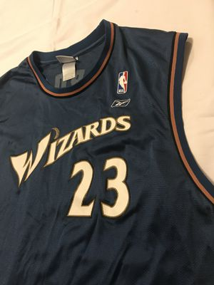 Michael Jordan Washington Wizards Jersey for Sale in Silver Spring, MD