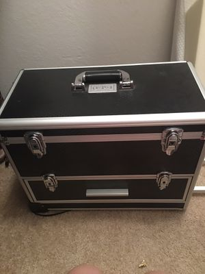 OPI kit / suitcase full of nail tools for Sale in Orlando, FL