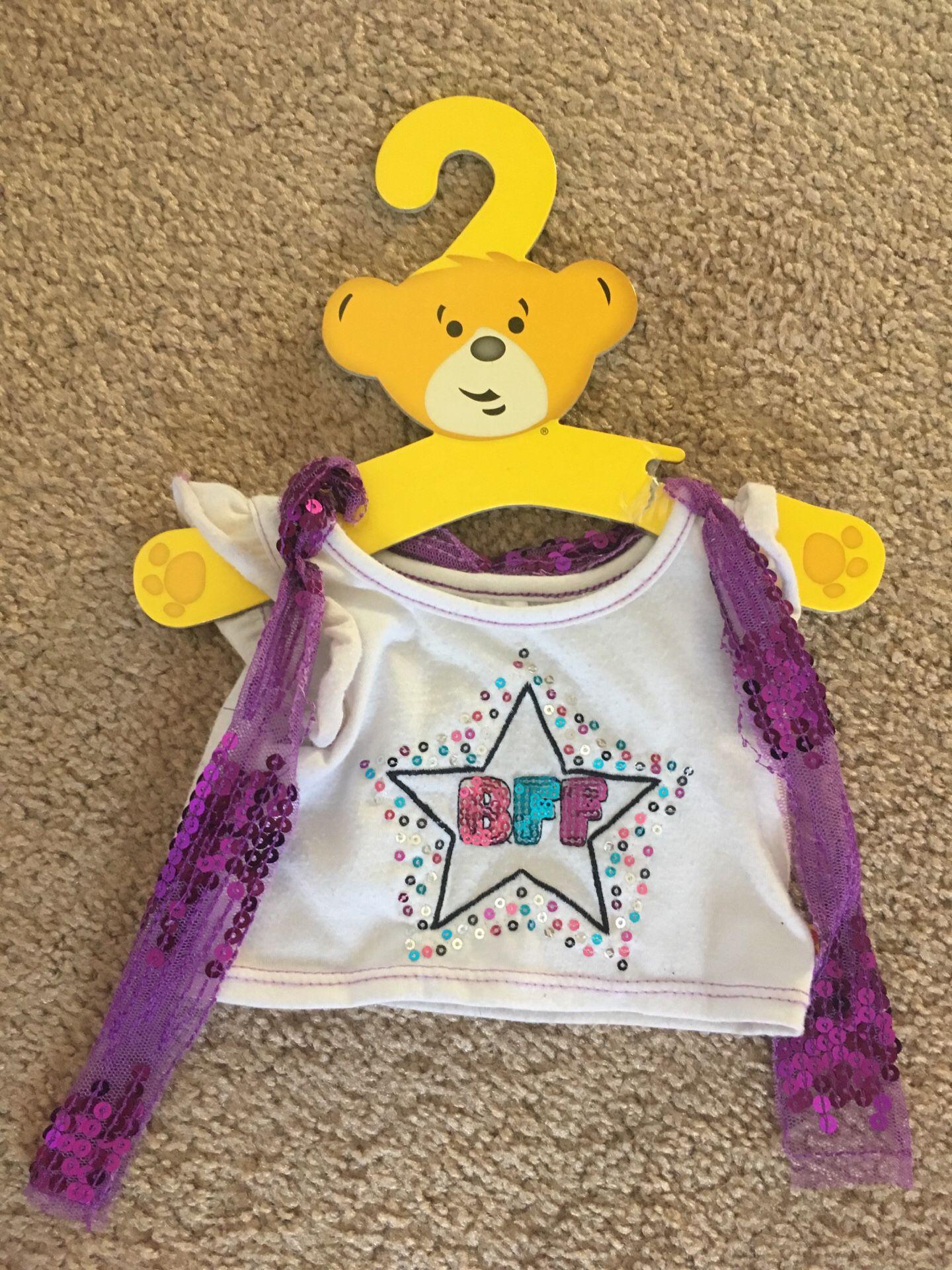Build A Bear Shirts