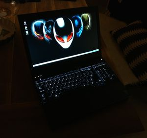 FAST Dell 24GB Ram 750GB + 128GB SSD i7 QUAD CORE Up To 3.80GHz Laptop AMD Gaming Graphics Backlit Windows 10 for Sale in Brockton, MA