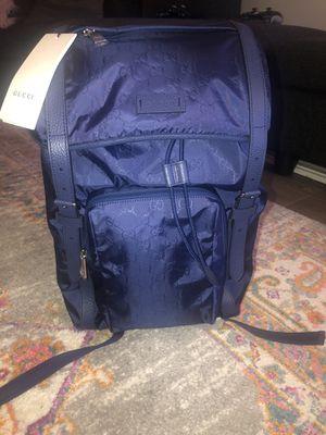 Photo Gucci Diaper Bag Backpack
