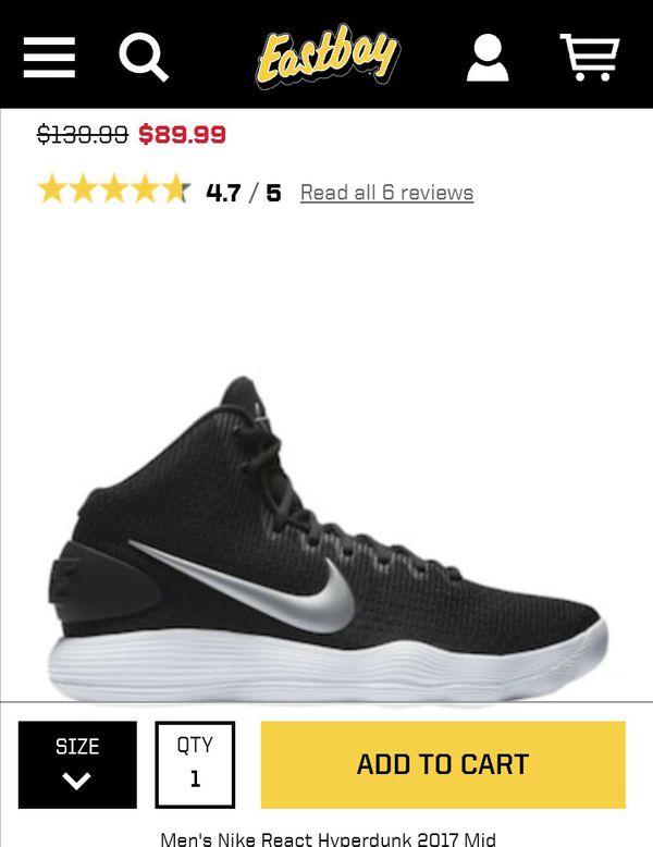 2bcfd6196986 Nike hyperdunk basketball shoes size 13 for Sale in Jensen Beach