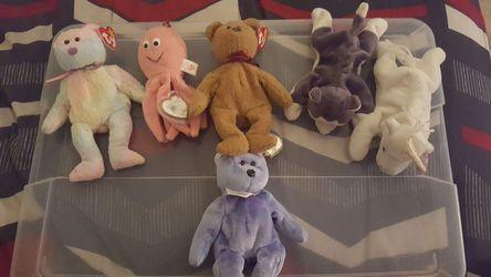 Beanie Babies Thumbnail