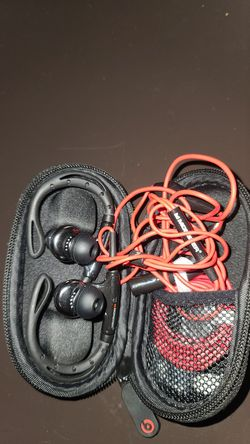 Beats wired earbuds Thumbnail