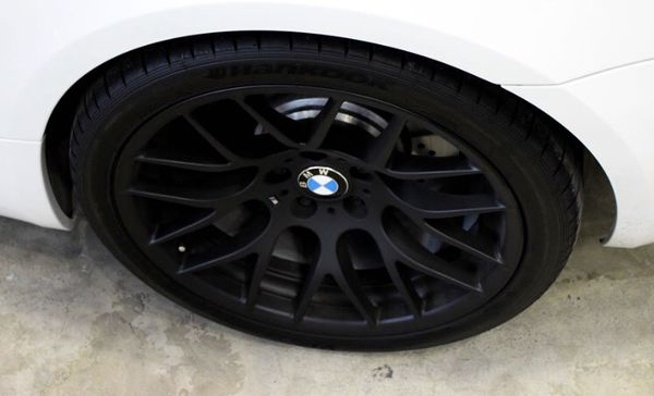 Mobile Plasti Dipping Services black rims for Sale in North Charleston, SC  - OfferUp