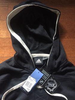Adidas San Jose Sharks Hooded Sweatshirt Thumbnail