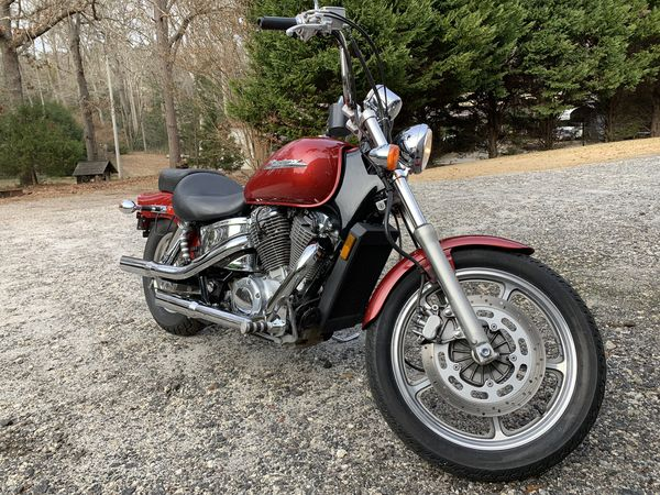 1100 honda shadow spirt