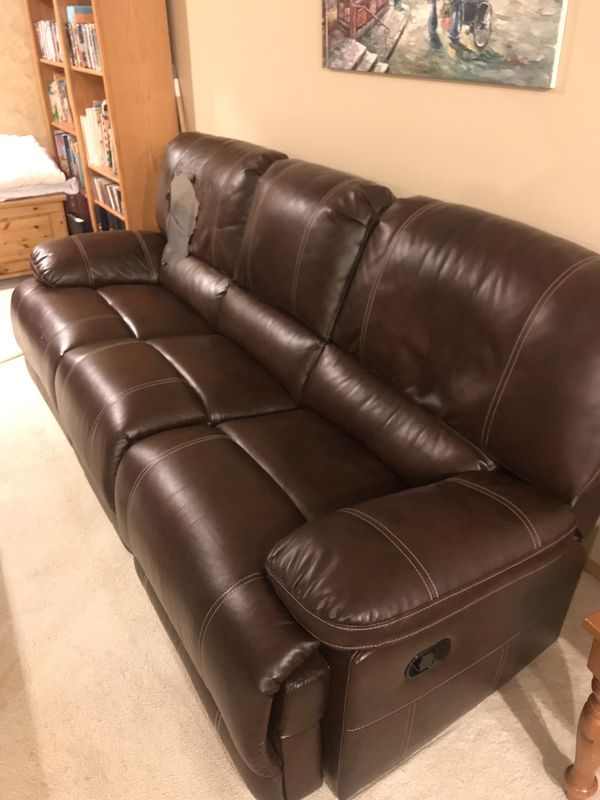 3 Piece Couch Set Sofa Loveseat And Recliner For Sale