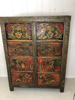 Tibetan cabinet Thumbnail