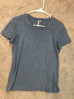 T-shirt Banana Republic, blue metal color. for Sale in Durham, NC