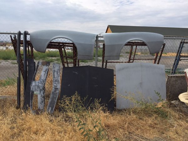 67 to 69 Camaro fiberglass front end parts for Sale in Tooele, UT - OfferUp