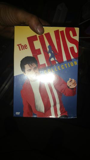 Elvis 6 disc collection set for Sale in Joint Base Lewis-McChord, WA