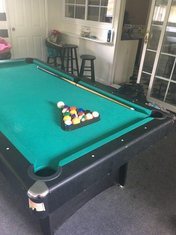 Pool Table For Sale In Atlanta GA OfferUp - Pool table stores in atlanta ga