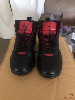 Jordan 12 customs for Sale in Kensington, MD