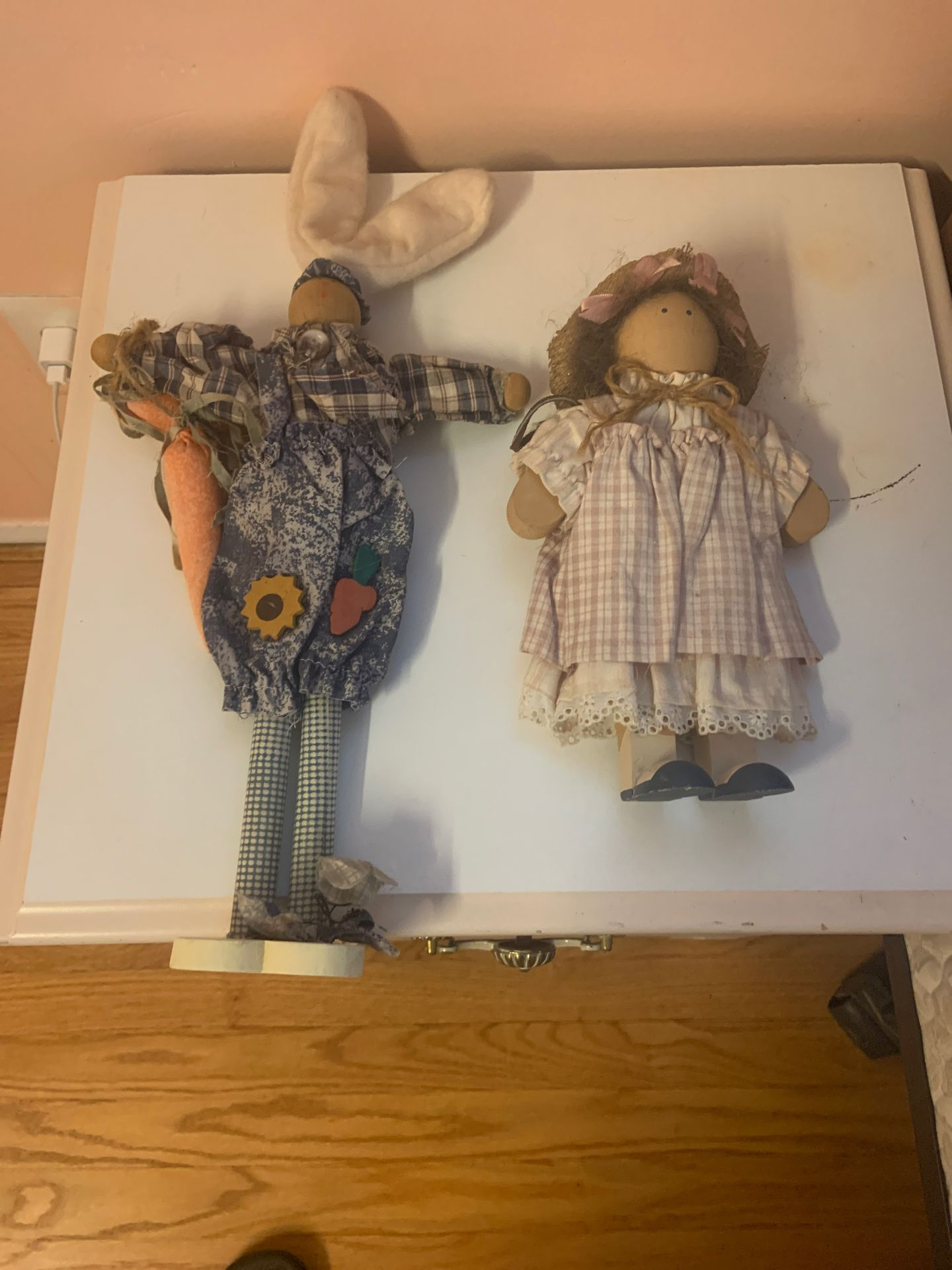 Nice antique doll figures
