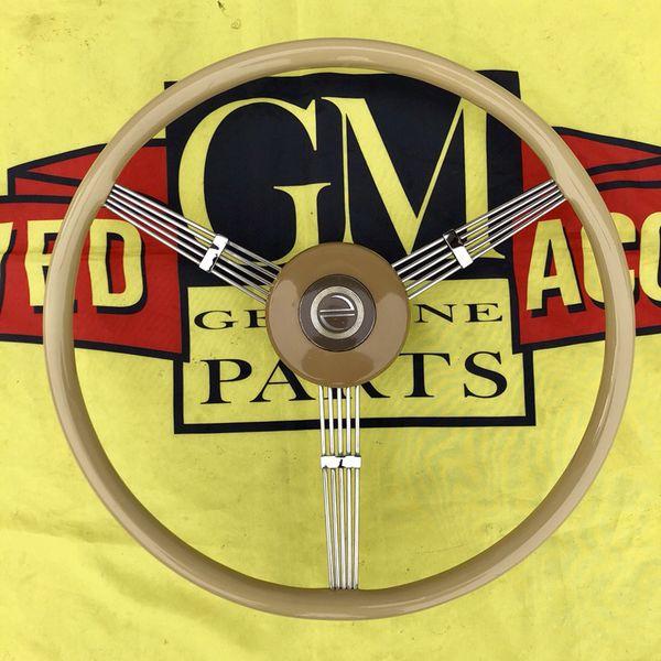 1937 Chevy Banjo Steering Wheel for Sale in Rialto, CA - OfferUp