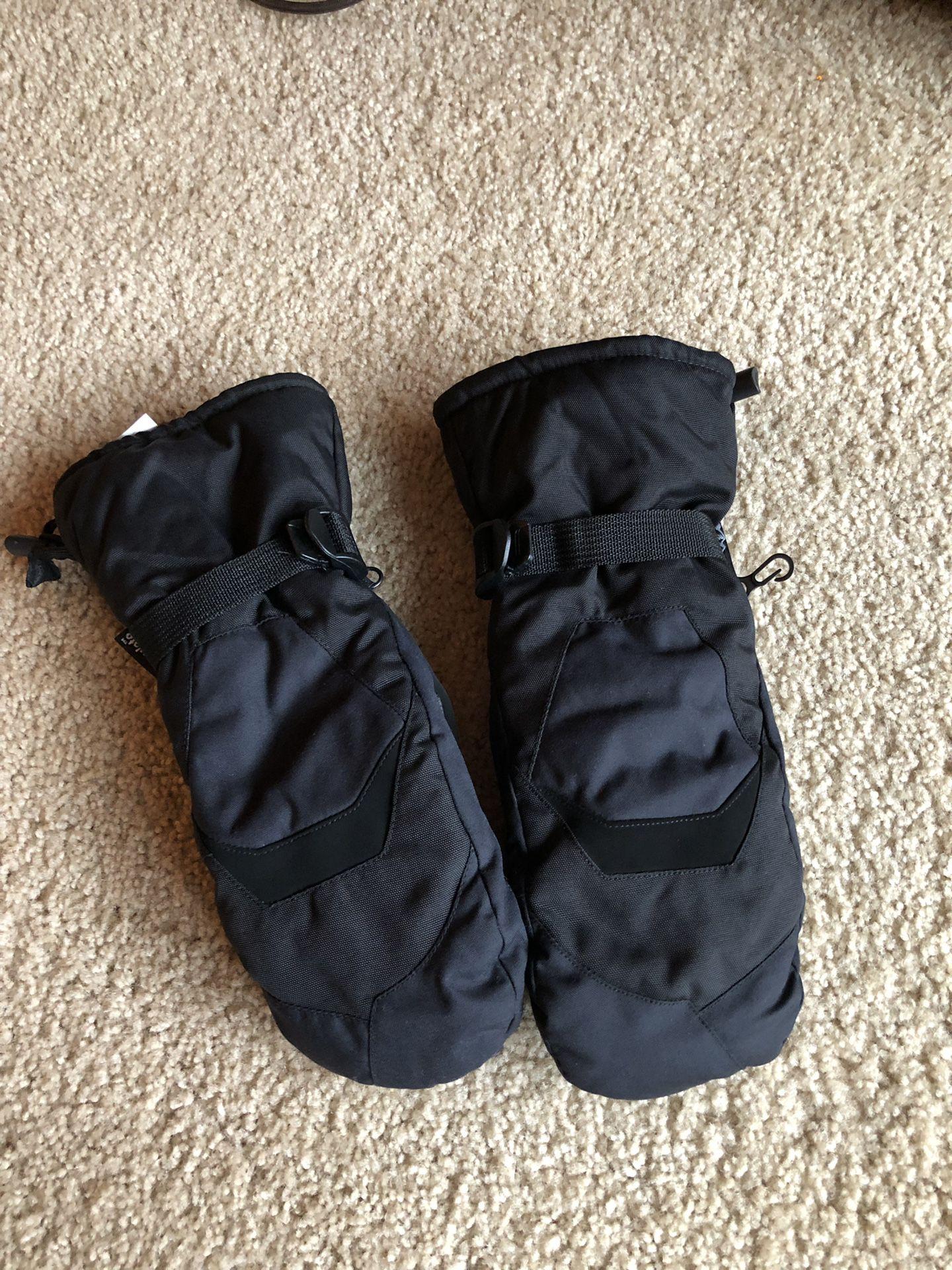 Snow mittens. Large.