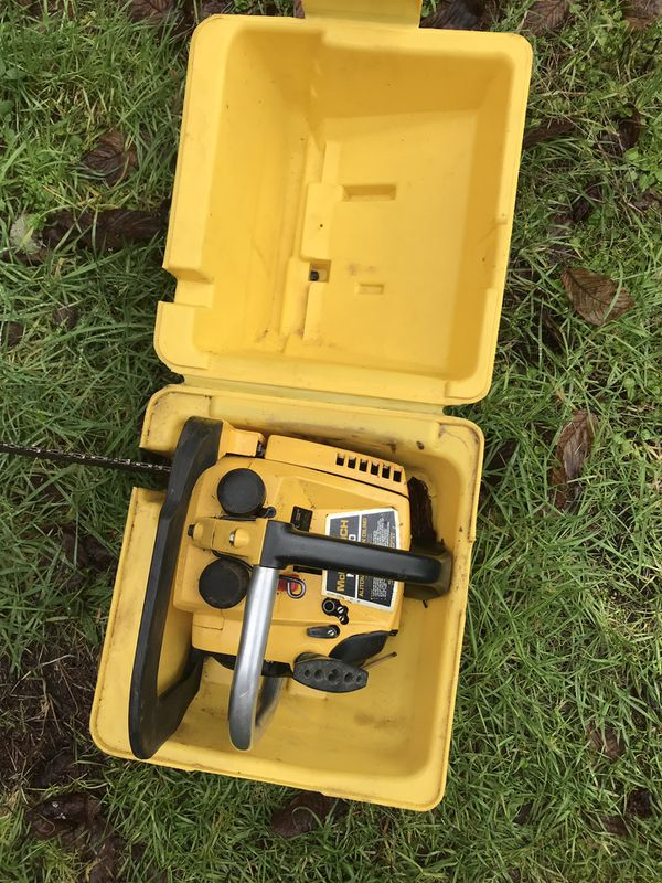 McCulloch MAC 110 chainsaw, Very nice condition for Sale in Port Orchard,  WA - OfferUp