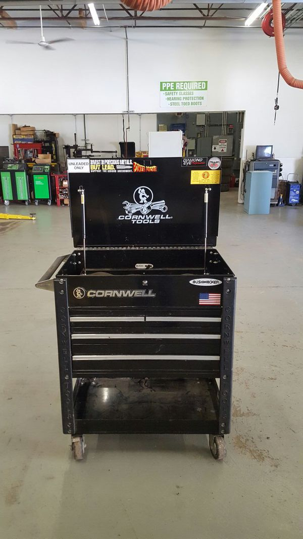 Cornwell 4 Drawer Tool Cart For Sale In Mcdonald Pa Offerup