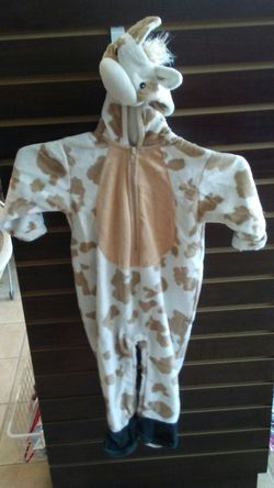 Leptop giraffe baby costume Thumbnail