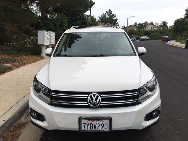 2012 Volkswagen Tiguan 2 0T SE for Sale in Santa Clarita, CA - OfferUp