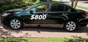 Photo 🔑🔑$8OO I sell my family car 2OO9 Honda Accord Sport𝓹𝓸𝔀𝓮𝓻 𝓢𝓽𝓪𝓻𝓽 .!🔥🔥